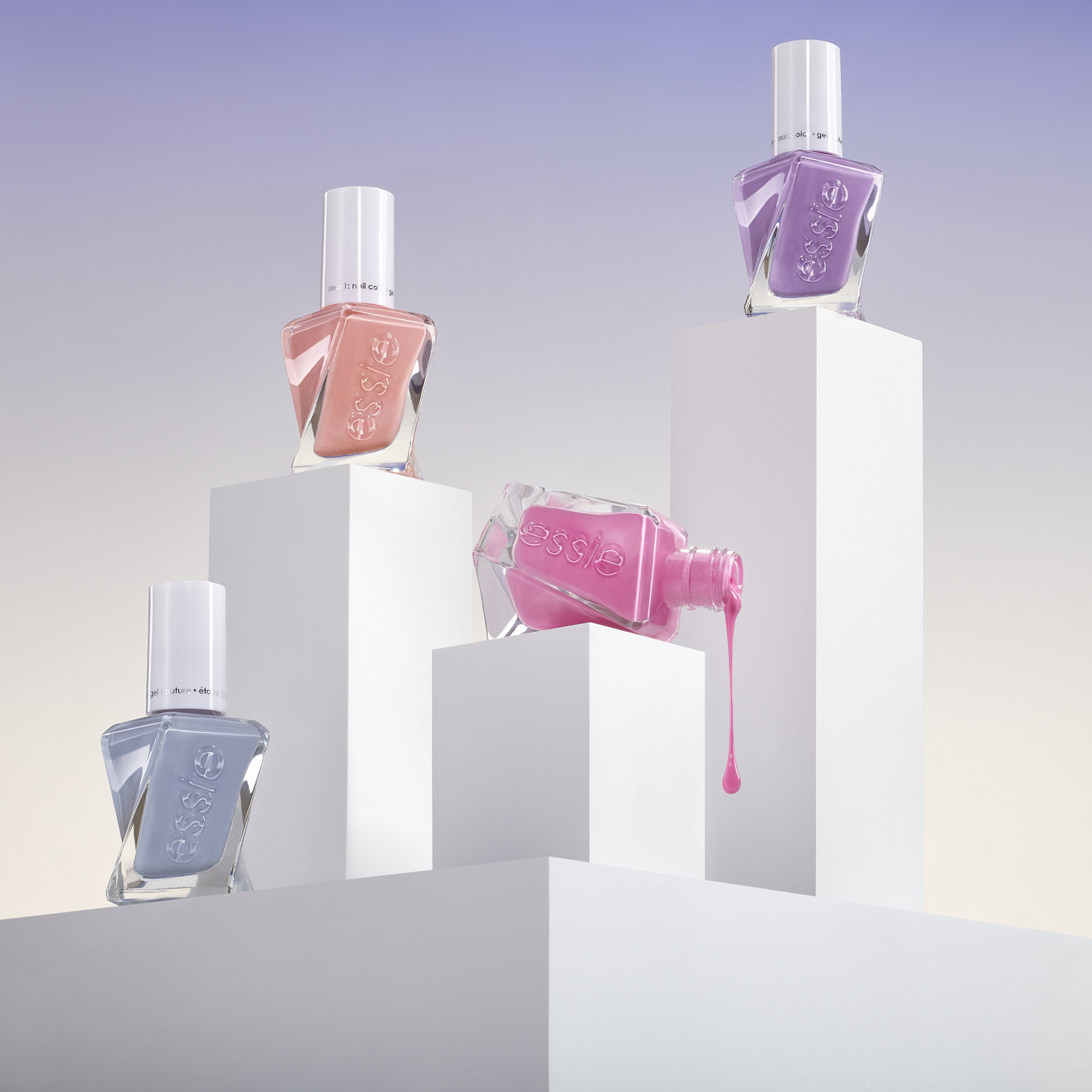 ESSIE Advertising styled by Jessica Stewart Photo stylist