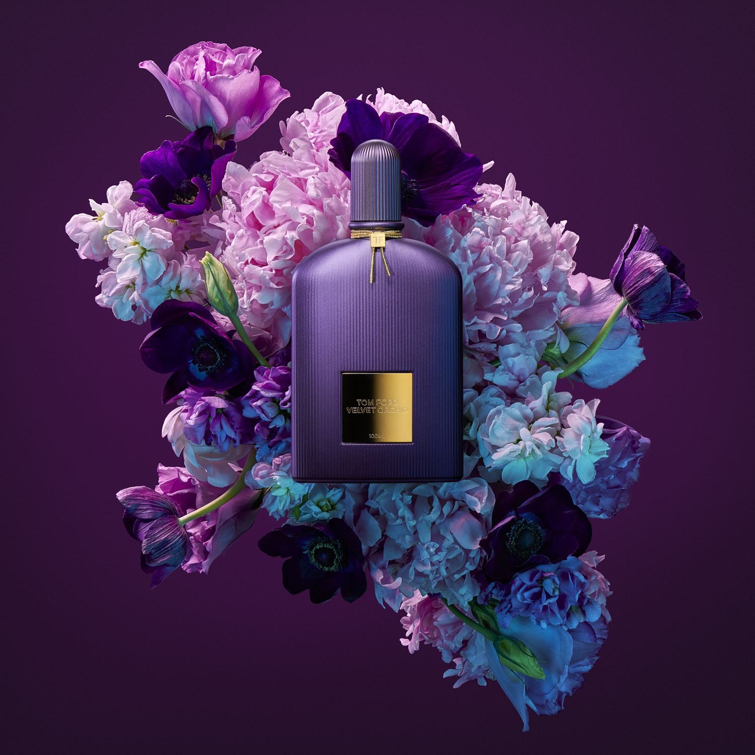 Tom Ford Perfume orchid stylist for Tom Ford based in Los Angeles California